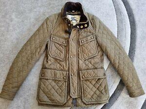 Burberry Quilted Coat Size 46 (Medium)