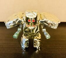 Vintage 1986 Bandai GoBots Rock Lord Nugget Gold made in Japan