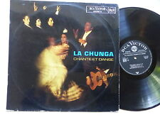 LA CHUNGA Chante et danse 430097