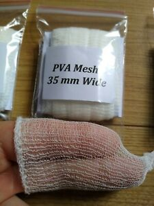 Wide PVA Mesh Refill 35mm x 5 metres