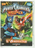 Power Rangers SPD vol. 3 L'AMICIZIA  - DVD ITA Abbinamento Editoriale