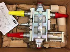"""Danfoss 027L4013 Refrigeration Valve Station 1-1/4"""" Socket Weld Icf 25-6-1Rb"""