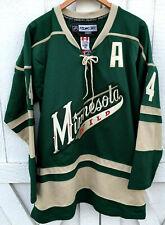 Martin Havlat Minnesota Wild RBK CCM Center Ice NHL Hockey Jersey Adult 48 M