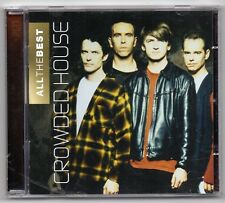 Crowded House - All The Best  (2 CD Set 2012)   40 Tracks