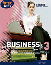 BTEC Level 3 National Business Student Book 2 by Catherine Richards, John Bevan…