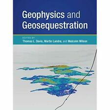 Geophysics Geosequestration Hardcover Cambridge University Press 9781107137493