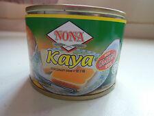 Halal Nona Kaya Coconut Jam Coconut Spread 180g / 6.34oz