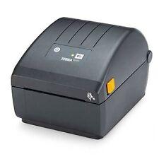 Zebra Zd220 Thermal Label Desktop Printer 203dpi Direct USB