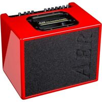 AER Compact 60/4 60W 1x8 Acoustic Guitar Combo Amp Red Gloss