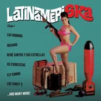 LATINAMERISKA VOL.4   VINYL LP NEW+