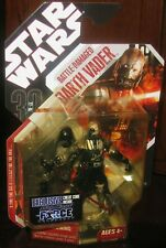 Star Wars 30th Anniversary Collection BATTLE DAMAGED DARTH VADER Force Unleashed