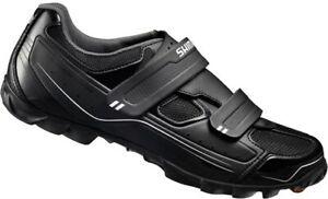 Shimano SH-R065L MTB cycling shoe ventilated SPD BLACK new EU 37 42 47