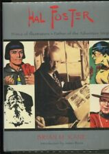 HAL FOSTER PRINCE OF ILLUSTRATORS HARDCOVER BIOGRAPHY OF PRINCE VALIANT CREATOR