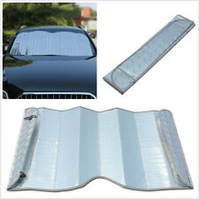 1pc 140x70CM Sunshade Sun Protection UV Cover Universal Fit For Car Front Window