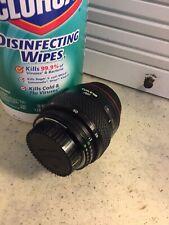 Tokina AF 28-70mm 1:3.5-4.5 (Nikon F mount) With Nikon Bag Fast Shipped