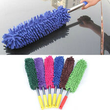 Car Soft Microfiber Duster Cleaning Brush Thicken Cleaner Wash Dusting Random