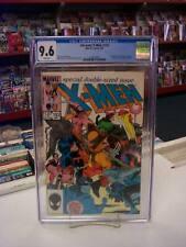 UNCANNY X-MEN #193 (Marvel Comics, 1985) CGC Graded 9.6! ~ WHITE Pages