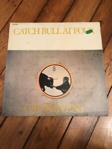 Vinyle Cat Stevens Catch Bullat Four 33 Tours LP