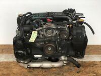 JDM Subaru Impreza EJ255 AVCS Engine WRX Turbo EJ25 Engine 2.5L 2008-2014 Tested