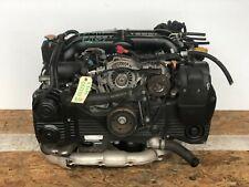 JDM Subaru Impreza WRX Turbo EJ255 Engine Replacement EJ255 2.5L USDM 2008-2014