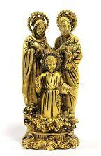Holy Family of Jesus Christ, Mother Mary, Saint Joseph Idol Statue Figurine