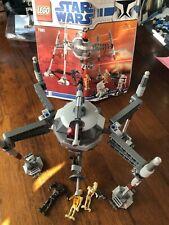 LEGO Star Wars The Clone Wars Separatist Spider Droid (7681) - 100% no clones