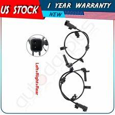 Sensor de Velocidad Rueda Delantero LH RH OEM 13329258 Reemplazo para Chevrolet Cruze Buick