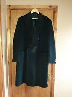 Mens crombie coat 42