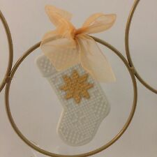 Lladro Christmas Stocking Ornament Re-Deco.New In Box.