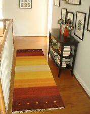 Turkish style Kilims, Flat weaves Handmade Wool Rugs Size:(90X250)cm Runner rug