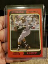 2020 Topps Archives Roberto Clemente Red 46/75