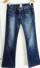 SASS AND BIDE DESIGNER COTTON Jeans PANTS SZ 28