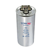 Titan HD Round Capacitor Dual Motor Run 440/370V 45/5MFD HVAC Motor PRCFD455A