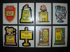 1967 KOOKY AWARDS CARDS (PICK A SINGLE) TOPPS