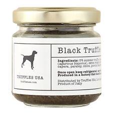 Black Truffle Sauce 2.82oz (80g) Product of ITALY