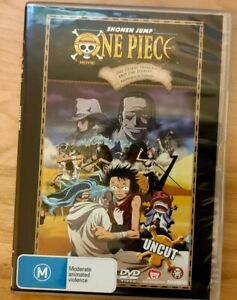 One Piece - The Movie - Adventures In Alabasta, Used.