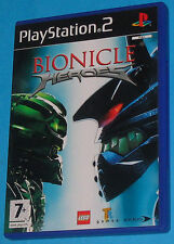 Bionicle Heroes - Sony Playstation 2 PS2 - PAL