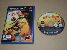 FIFA STREET 2  in box sony PS2 Playstation PAL videogame II
