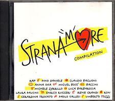 STRANAMORE CD 1995 RAF LAURA PAUSINI ENRICO RUGGERI ANNA OXA BACCINI RON TOZZI