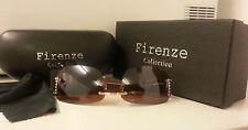DESIGNER FIRENZE COLLECTION STUNNING SUNGLASSES  FIRENZE 4 CAT 3  59 16-130