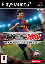 PRO EVOLUTION SOCCER 2009 GIOCO NUOVO PS2 ITALIANO SONY