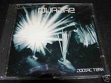 Seven Stars Records QUAZAR - ZODIAC TRAX Techno 1995 CD