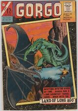 GORGO # 18 & THE RETURN OF GORGO # 3  GD/VG  STEVE DITKO 2 COMIC LOT 1964