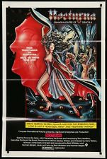 Nocturna (1979) - original movie poster - John Carradine vampires horror comedy