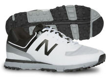 sports shoes 5f070 e514b New balance NBG518WK Zapatos De Golf Para Hombre Blanco Negro Gris Ligero  Nuevo