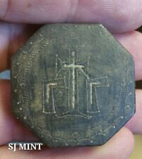Ancient Octagonal Byzantine Comercial Weight, 400-600 Ad -Extra Rare 80.2 grams