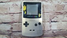 Nintendo Game Boy Color Pokemon Edition System Pikachu Power Tested
