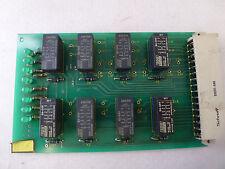 Ingersoll IRK-B/00 Steuerplatine mit 5 Relais SDS S2-24V und 3 Relais SDS S4-24V