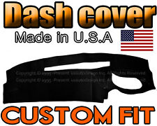 fits 1995 1996  CHEVROLET SILVERADO TRUCK DASH COVER MAT DASHBOARD PAD / BLACK