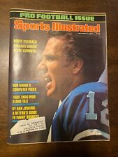 Sports Illustrated - Pro Football Issue - September 4, 1978 -(M13A)